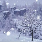 Почему идет снег?