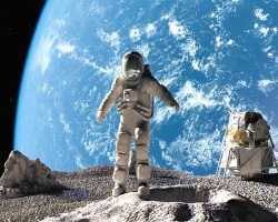Почему люди больше не летают на Луну? - Хочу всё знать