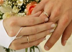 Почему обручальное кольцо носят на безымянном пальце? - Хочу всё знать