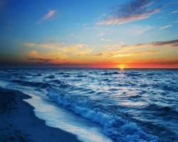 Почему в море соленая вода? - Хочу всё знать