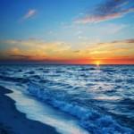 Почему в море соленая вода?